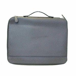 LOUIS VUITTON Vladimir Taiga Leather  Clutch Bag